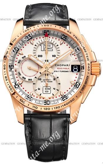 Chopard Mille Miglia GT XL Chrono Mens Wristwatch 161268-5006