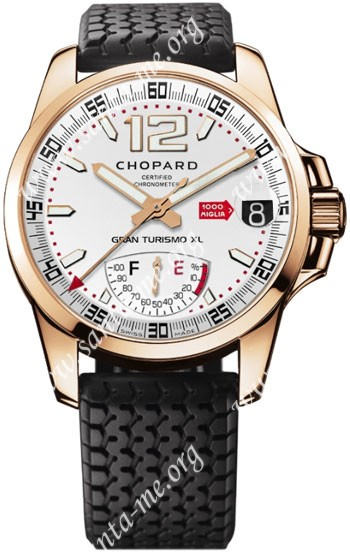 Chopard Mille Miglia GT XL Power Reserve Mens Wristwatch 161272-5001