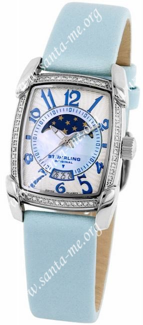 Stuhrling Carnegie Hill Ladies Wristwatch 163.1115I8