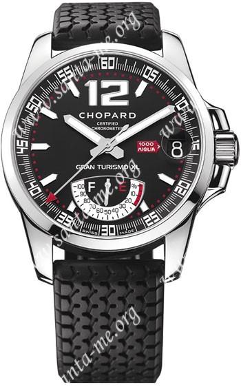 Chopard Mille Miglia GT XL Power Reserve Mens Wristwatch 168457-3001