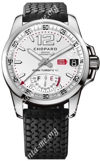 Chopard Mille Miglia GT XL Power Reserve Mens Wristwatch 168457-3002S