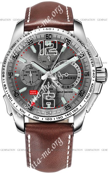 Chopard Mille Miglia Limited Edition Split Second Mens Wristwatch 168513-3001L