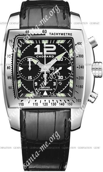 Chopard Two O Ten XL Unisex Wristwatch 168961-3001-Black