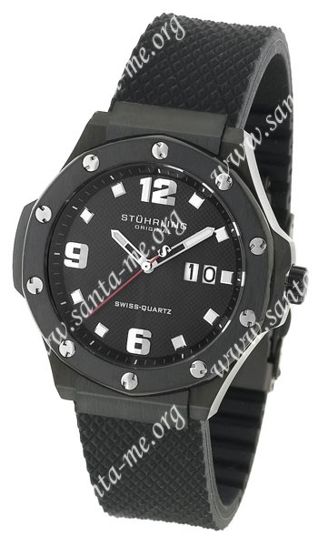 Stuhrling Apocalypse Mens Wristwatch 174.33561
