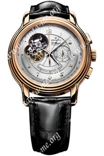 Zenith Chronomaster XXT Open Mens Wristwatch 18.1260.4021.02.C505