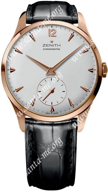 Zenith Vintage 1955 Mens Wristwatch 18.1955.689-02.C492