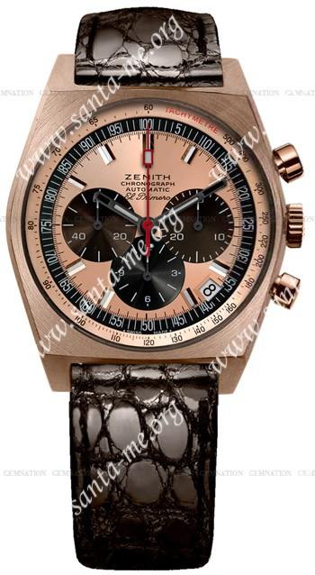 Zenith Vintage 1969 Mens Wristwatch 18.1969.469-71.C504