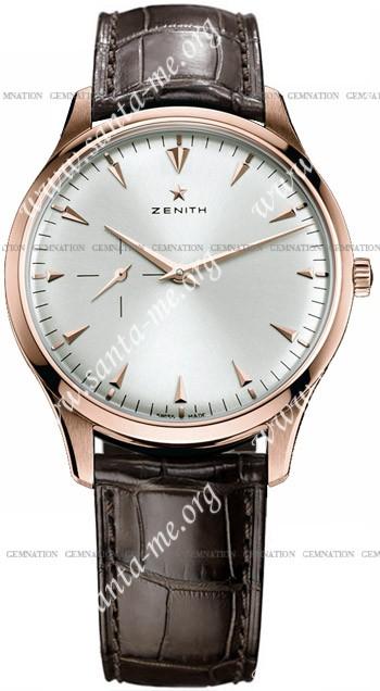 Zenith Elite Mens Wristwatch 18.2010.681-01.C498
