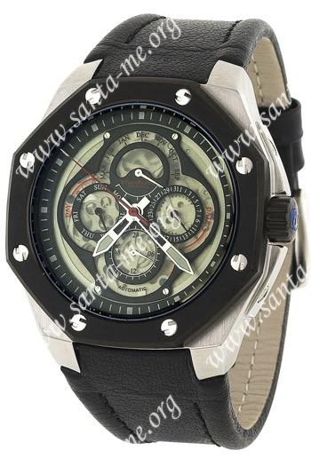 Stuhrling Nemo Master Calendar Mens Wristwatch 181A.332B51