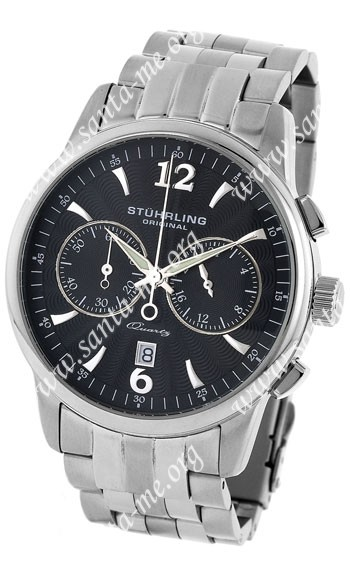 Stuhrling Aristocrat Elite Mens Wristwatch 186B.33111