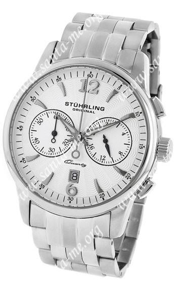 Stuhrling Aristocrat Elite Mens Wristwatch 186B.33112