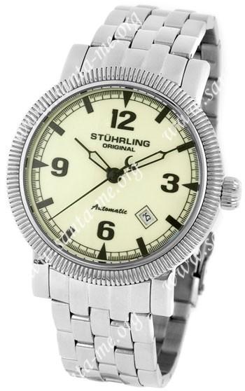 Stuhrling Tuskegee Elite Mens Wristwatch 201.331166