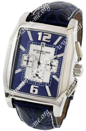 Stuhrling Charing Cross Mens Wristwatch 204.3315C6