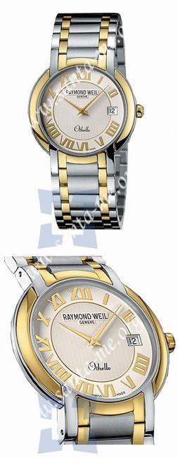 Raymond Weil Othello Mens Wristwatch 2310.STG00808