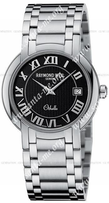 Raymond Weil Othello Mens Wristwatch 2311-ST-00208