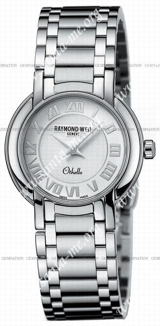 Raymond Weil Othello Mens Wristwatch 2321-ST-00308