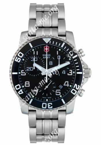 Swiss Army Maverick II Chronograph Mens Wristwatch 241065