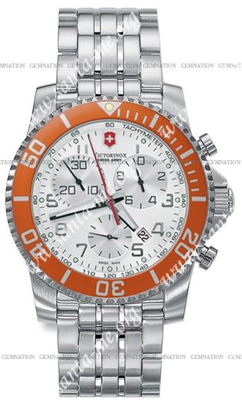 Swiss Army Maverick II Chronograph Mens Wristwatch 241088