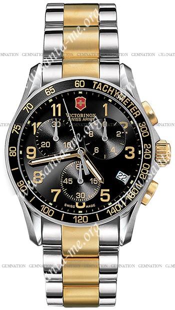 Swiss Army Chrono Classic Mens Wristwatch 241170