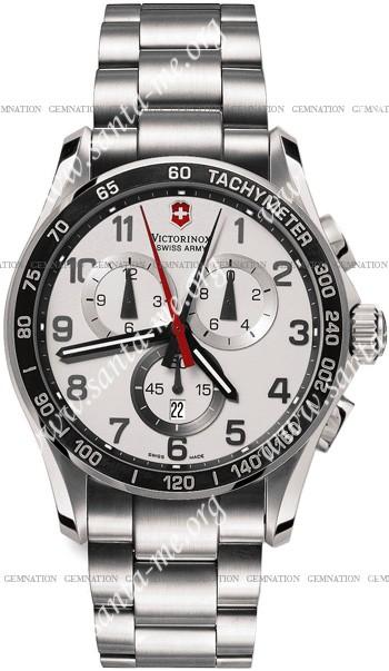 Swiss Army Chrono Classic XLS Mens Wristwatch 241213