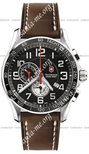 Swiss Army Chrono Classic XLS Alarm Mens Wristwatch 241279