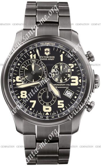 Swiss Army Infantry Vintage Chrono Mens Wristwatch 241289