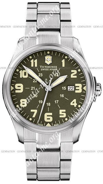 Swiss Army Infantry Vintage Mens Wristwatch 241292
