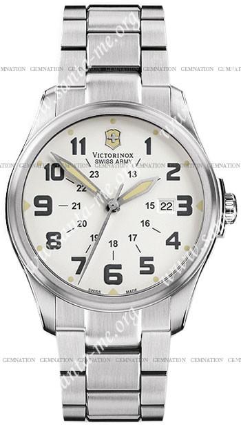 Swiss Army Infantry Vintage Mens Wristwatch 241293