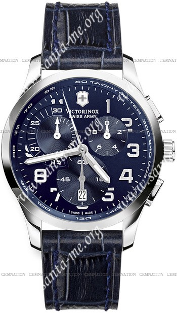 Swiss Army Alliance Chronograph Mens Wristwatch 241298