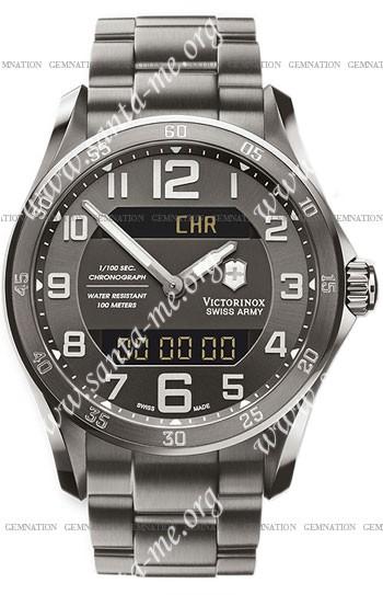 Swiss Army Chrono Classic XLS MT Mens Wristwatch 241300