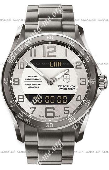 Swiss Army Chrono Classic XLS MT Mens Wristwatch 241301