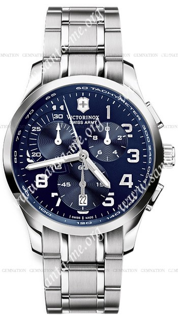 Swiss Army Alliance Chronograph Mens Wristwatch 241310