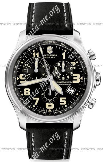 Swiss Army Infantry Vintage Chrono Mens Wristwatch 241314