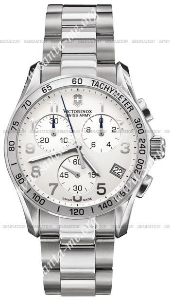 Swiss Army Chrono Classic Mens Wristwatch 241315