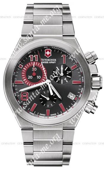 Swiss Army Convoy Chrono Mens Wristwatch 241317