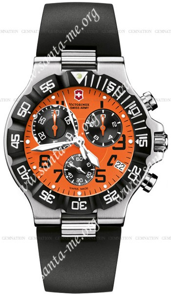 Swiss Army Summit XLT Chrono Mens Wristwatch 241340