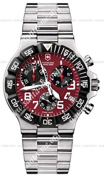 Swiss Army Summit XLT Chrono Mens Wristwatch 241342