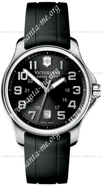 Swiss Army Officers Gent Mens Wristwatch 241357