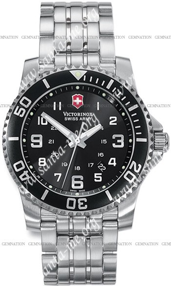 Swiss Army Maverick II Mens Wristwatch 24136