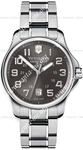 Swiss Army Officers Gent Mens Wristwatch 241361