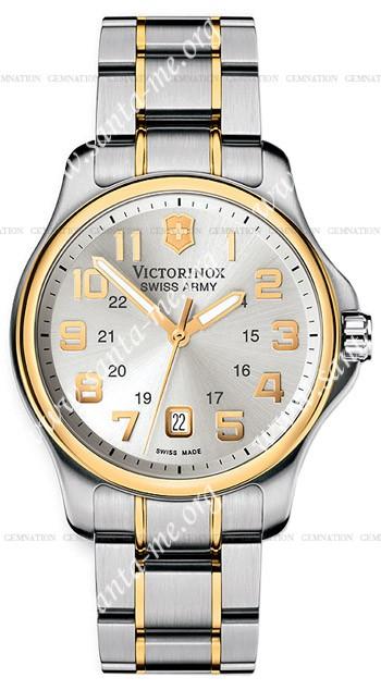 Swiss Army Officers Gent Mens Wristwatch 241362
