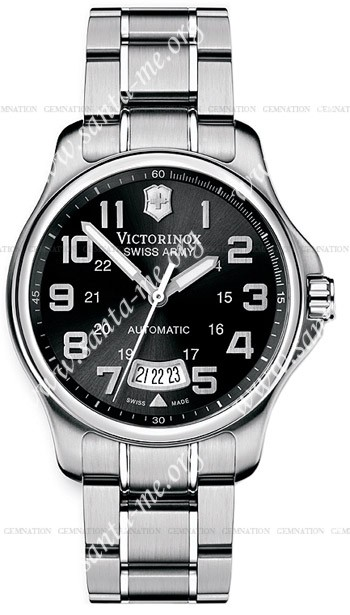 Swiss Army Officers Mecha Mens Wristwatch 241370