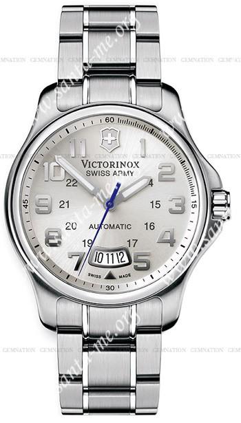 Swiss Army Officers Mecha Mens Wristwatch 241372