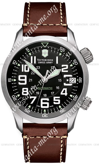 Swiss Army AirBoss Mach 7 Mechanical Mens Wristwatch 241378
