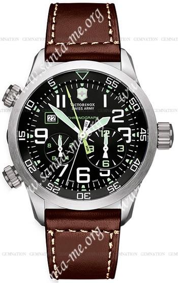 Swiss Army AirBoss Mach 3 Analog Quartz Mens Wristwatch 241380