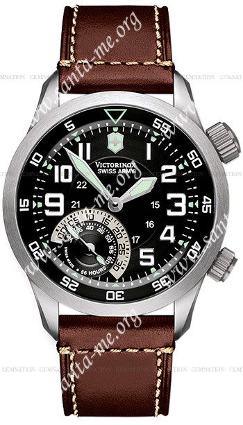 Swiss Army AirBoss Mach 4 Mechanical Mens Wristwatch 241381