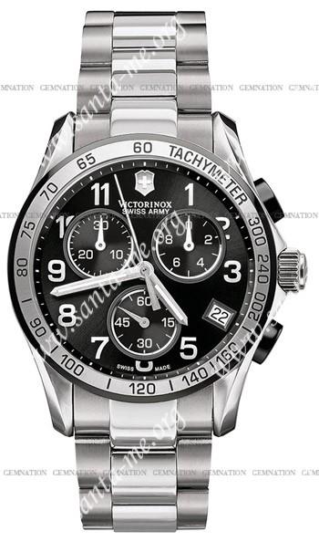 Swiss Army Chrono Classic Mens Wristwatch 241403