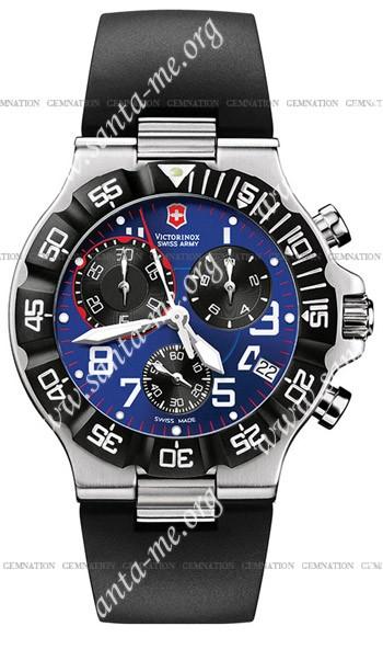 Swiss Army Summit XLT Chrono Mens Wristwatch 241406