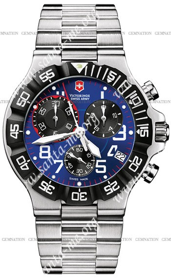 Swiss Army Summit XLT Chrono Mens Wristwatch 241407
