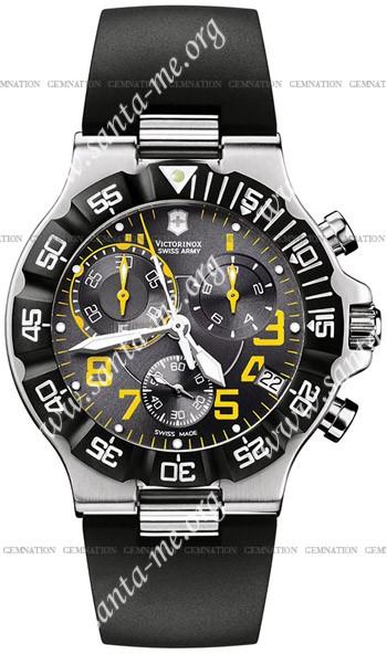 Swiss Army Summit XLT Chrono Mens Wristwatch 241408